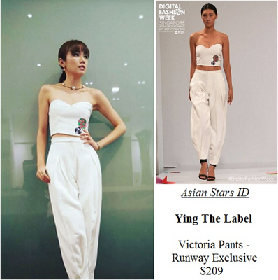 Instagram - Seraph Sun: Ying The Label Victoria Pants - Runway Exclusive $209